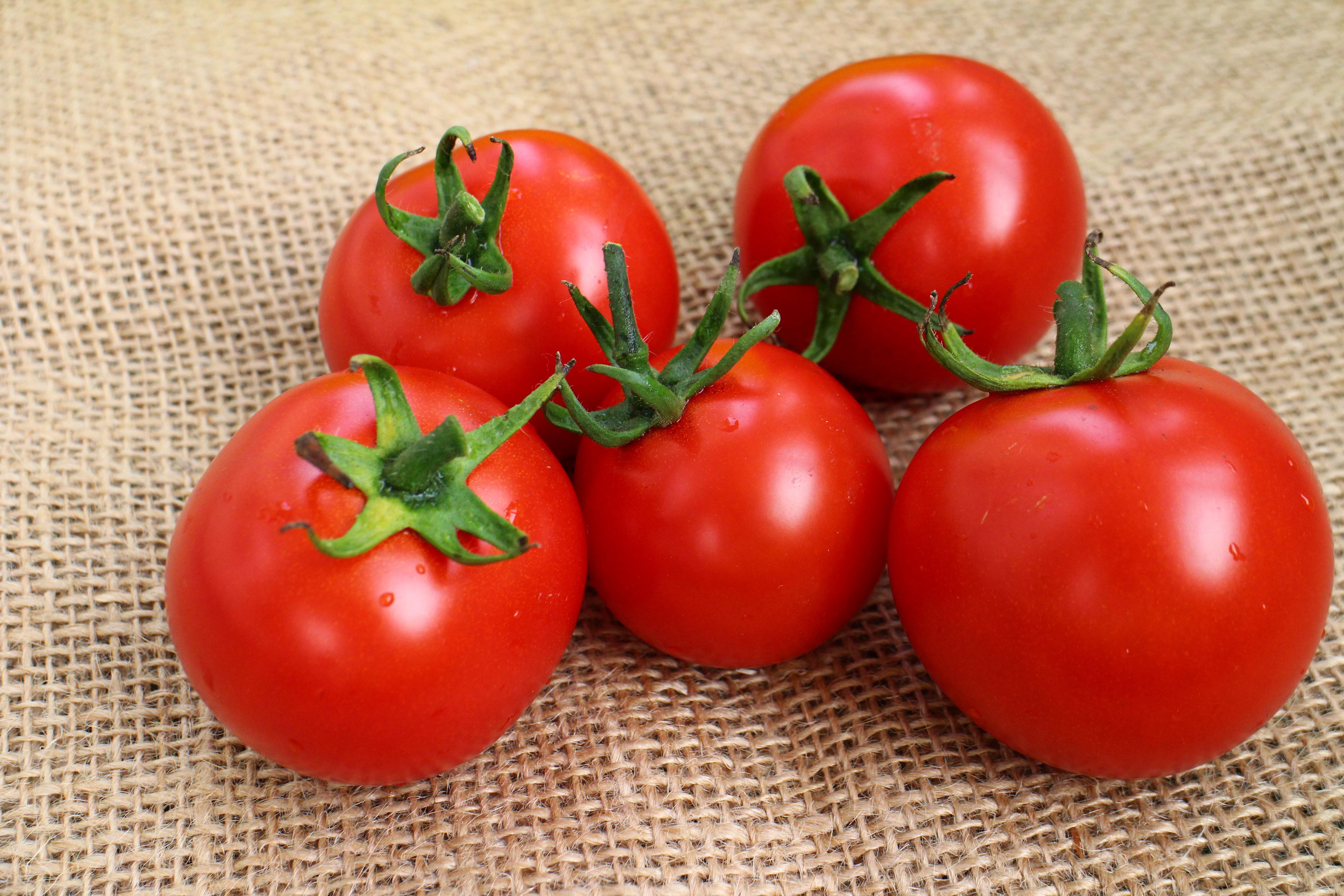 トマト・ミニトマトの湯むき